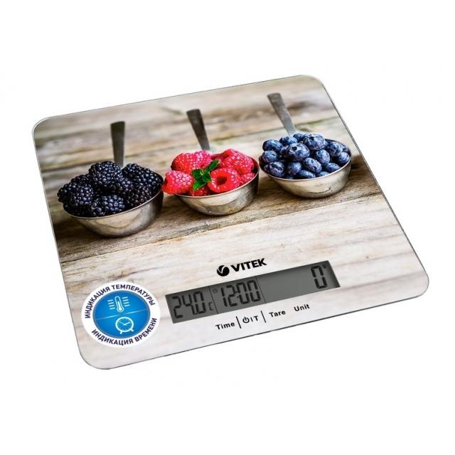 Весы кухонные электронные (до 5кг) VITEK 2429