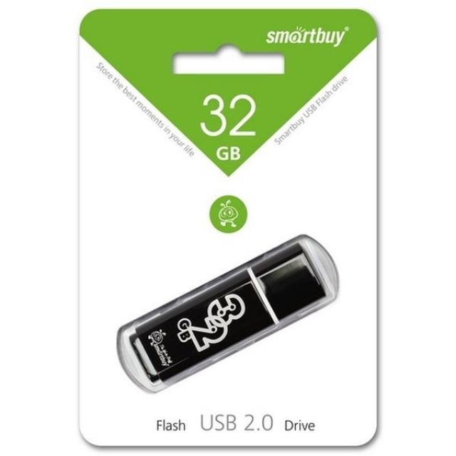 Флеш-накопитель USB 2.0 32 GB Smart Buy