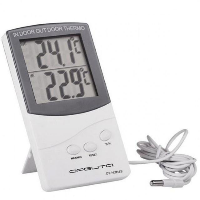 Термометр комнатно-уличный Орбита ОТ-НОМ18