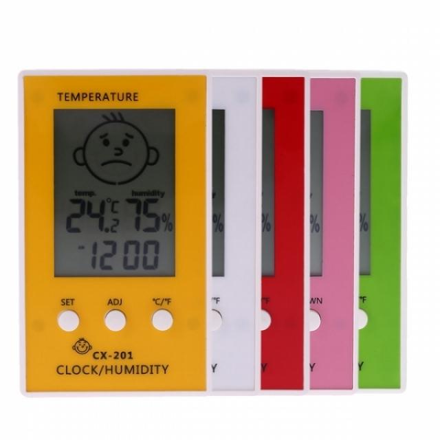 Термометр гигрометр Орбита СХ-201