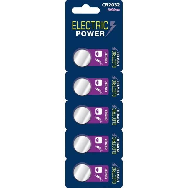 Батарейка Elektric Power CR2032