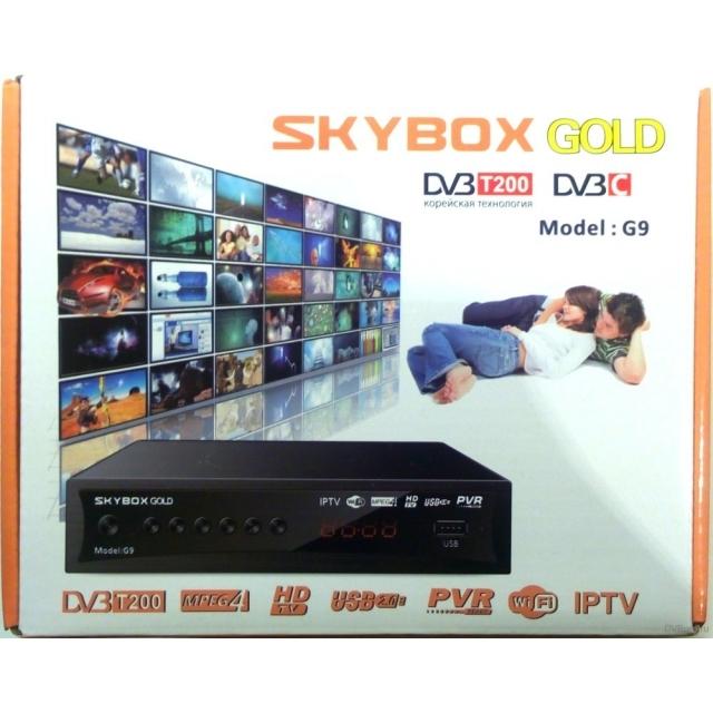 Ресивер SkyBox Gold G9