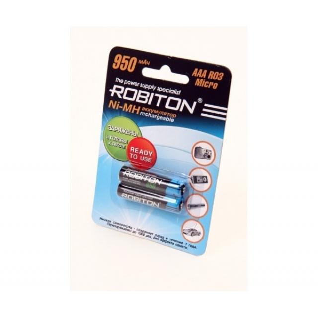 Аккумулятор Robiton HR3 (950mAh)