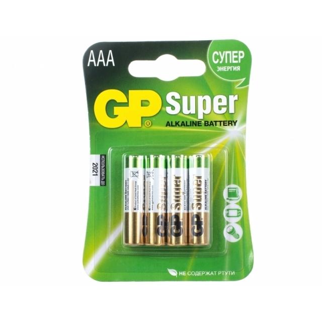 Батарейка GP LR03